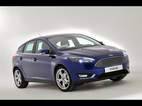 New 2015 Ford Focus revealed - exclusive images