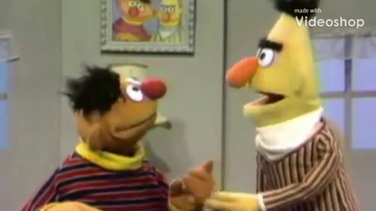 Bert And Ernie Drunk Confession Youtube