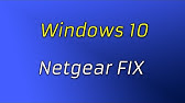 Netgear WG111v2 for Win 7 fix - YouTube