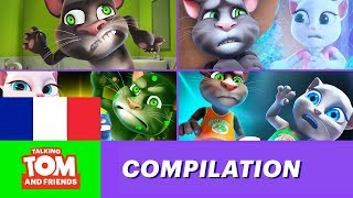 Talking Tom and Friends - Collection d'épisodes 37-40