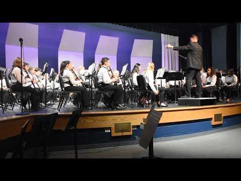 Cluster Concert: BBMS/HHS Combined Wind Ensemble : Covington Square
