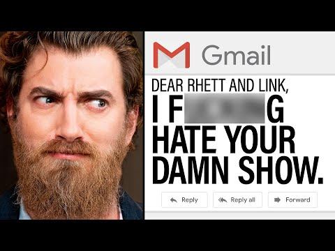 We Respond To Hate Mail