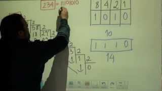 Conversão de Base (binário - hexadecimal) Wagner Barros (2 de 2) thumbnail