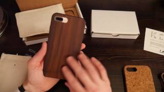 Kerf Case- High Quality Hand Made Wooden iPhone Cases
