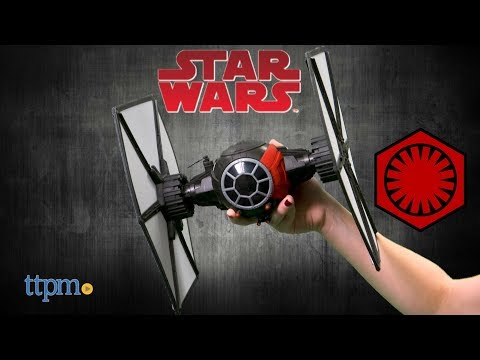 Star Wars Force Link First Order Tie Fighter From Hasbro