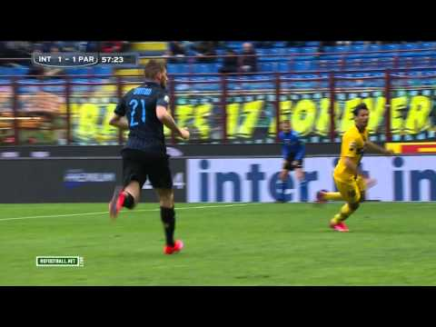 Stagione 2014/2015 - Inter vs. Parma (1:1)