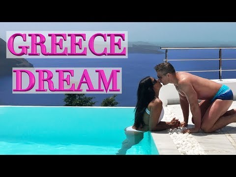 Greece Like You've Never Seen Before! Athens & Santorini Travel vLog!