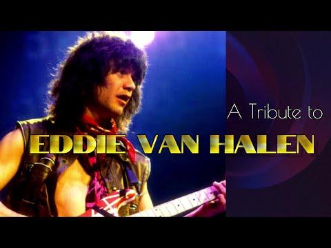 A Tribute to Eddie Van Halen Hits 1978 - 2012 / RIP 1955 - 2020