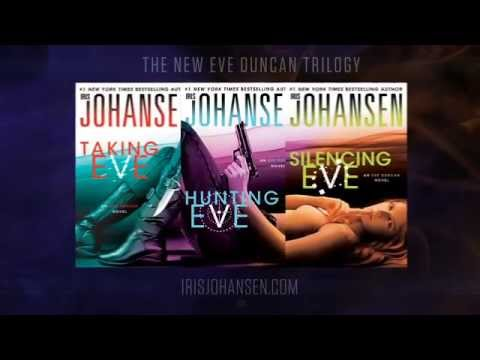 Silencing Eve By Iris Johansen Book Trailer Youtube