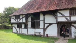 The Weald and Downland Museum and the Bodgers