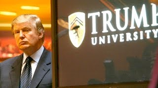 Trump University Scandal Just Scratches the Surface of Trump's Horrible Business Practices
