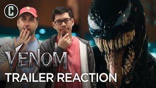 Venom Trailer #2 Reaction & Review