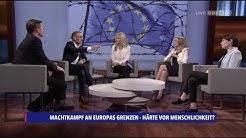 Herbert Kickl - IM ZENTRUM - Machtkampf an Europas Grenzen - Härte vor Menschlichkeit - 8.3.2020