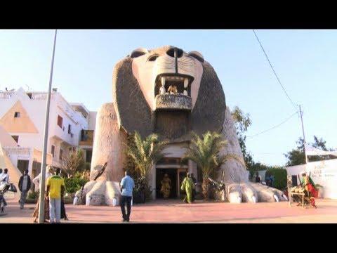 "Dakar Biennale - Exposition Dak'Art OFF "" Art - Recyclage - Ingénierie à la Galerie Yassine #Sénégal"