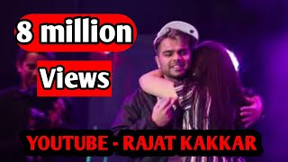 AKHIL PROPOSED BY GIRL LIVE IN JAIPUR AT GAANA CROSSBLADE MUSIC FESTIVAL |2019