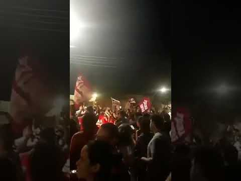 Manifestações Em Fortaleza -CE 🇧🇷Comemoram Soltura De Lula #LulaLivre Atós Em Varias AV Da Capital