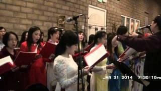 Nhập Lễ: Mừng Chào Mùa Xuân - Đỗ Vy Hạ