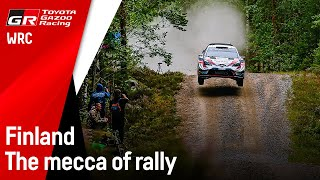 Finland, the mecca of rally