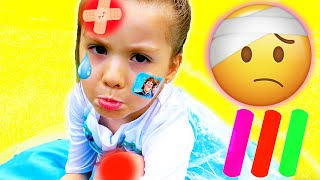 The Boo Boo Story 💥🤕🤒😷 *The Boo Boo Story By Zuri Sol*