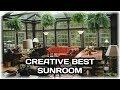 27 Creative Best Sunroom Designs Ideas