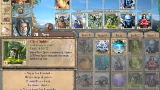 Spectromancer: Gathering of Power - Novice mage - Single Duel 12