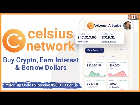 Celsius Network Review & Tutorial 2021: Earn up to 17% on your Crypto Assets