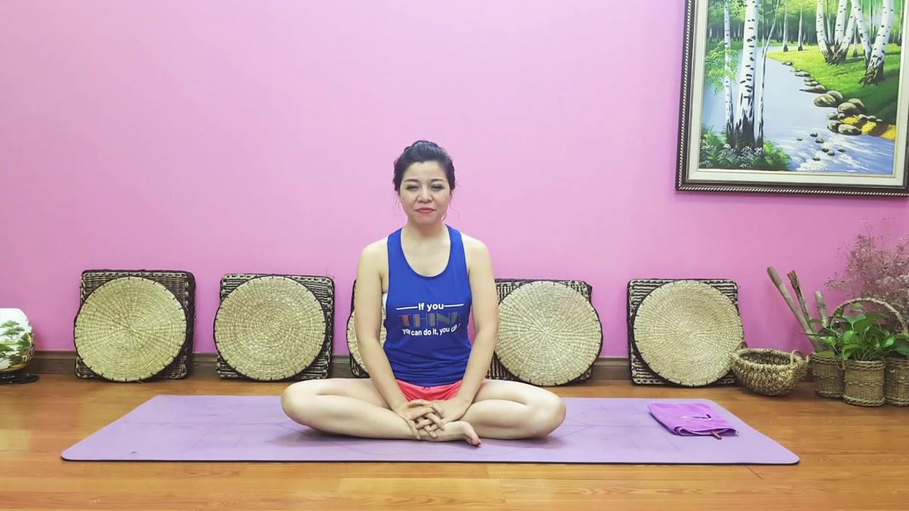 Hít thở đúng đẩy lùi bệnh tật/ Nguyễn Hiếu Yoga