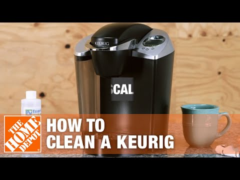 How to Clean a Keurig | The Home Depot