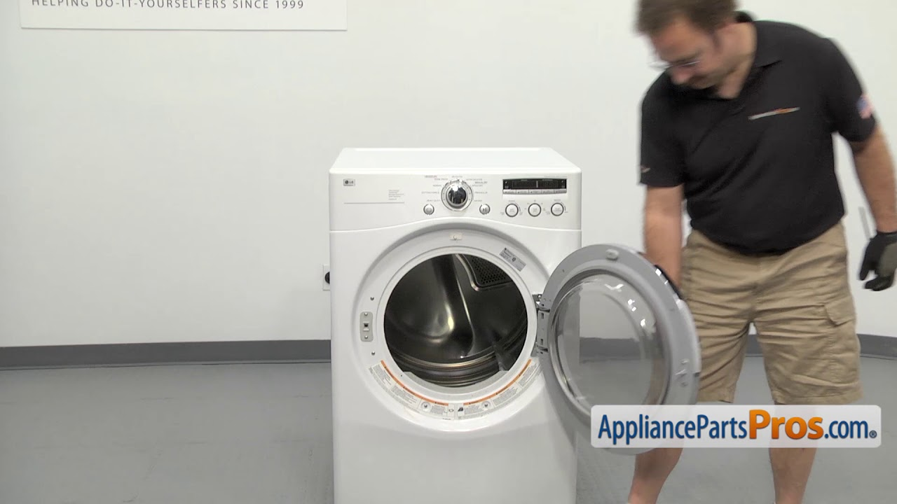 LG Dryer Door Strike 4026EL3007A