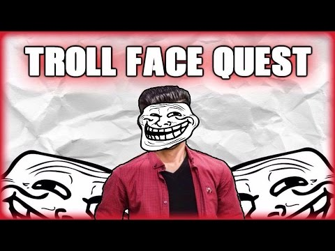 """ Troll Face Quest "" // ڕێك ناردمی بۆ كەوەر لە چەمەكە"