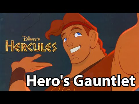 [Playstation] - Disney's Hercules Action Game - Level 2 - Hero's Gauntlet |