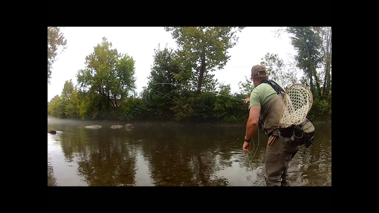 Smith river va fall fly fishing jeff wilkins fly fishing for Virginia out of state fishing license