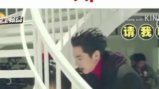 Ван Хэ Ди (Дао Мин Си)  и Шэнь Юэ (Шань Цай)  за кадром