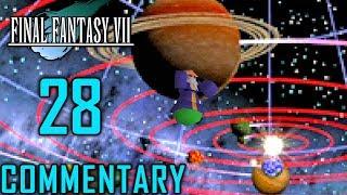 Final Fantasy VII Walkthrough Part 28 - Cosmo Canyon Arrival & Grandpa Bugenhagen