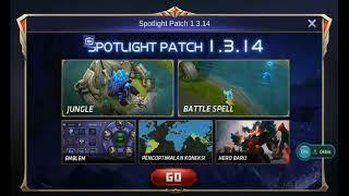 Bukti patch thamus bisa hack script radar map mobile legends  no click bait update terbaru