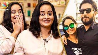 WOW 😍 11 years of Relationship with Shivaji Dev : Suja Varunee Interview | Bigg Boss Tamil