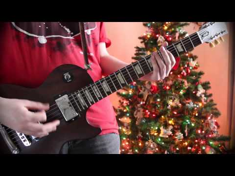 All I Want for Christmas is You Guitar Cover With TABS!!