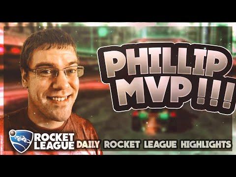 BEST Rocket League Moments: Phillip MVP!!! thumbnail