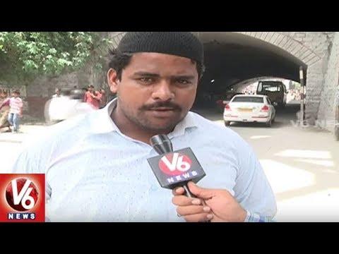 Hyderabad Police Reopens Oliphant Bridge Passage In Secunderabad | V6 News