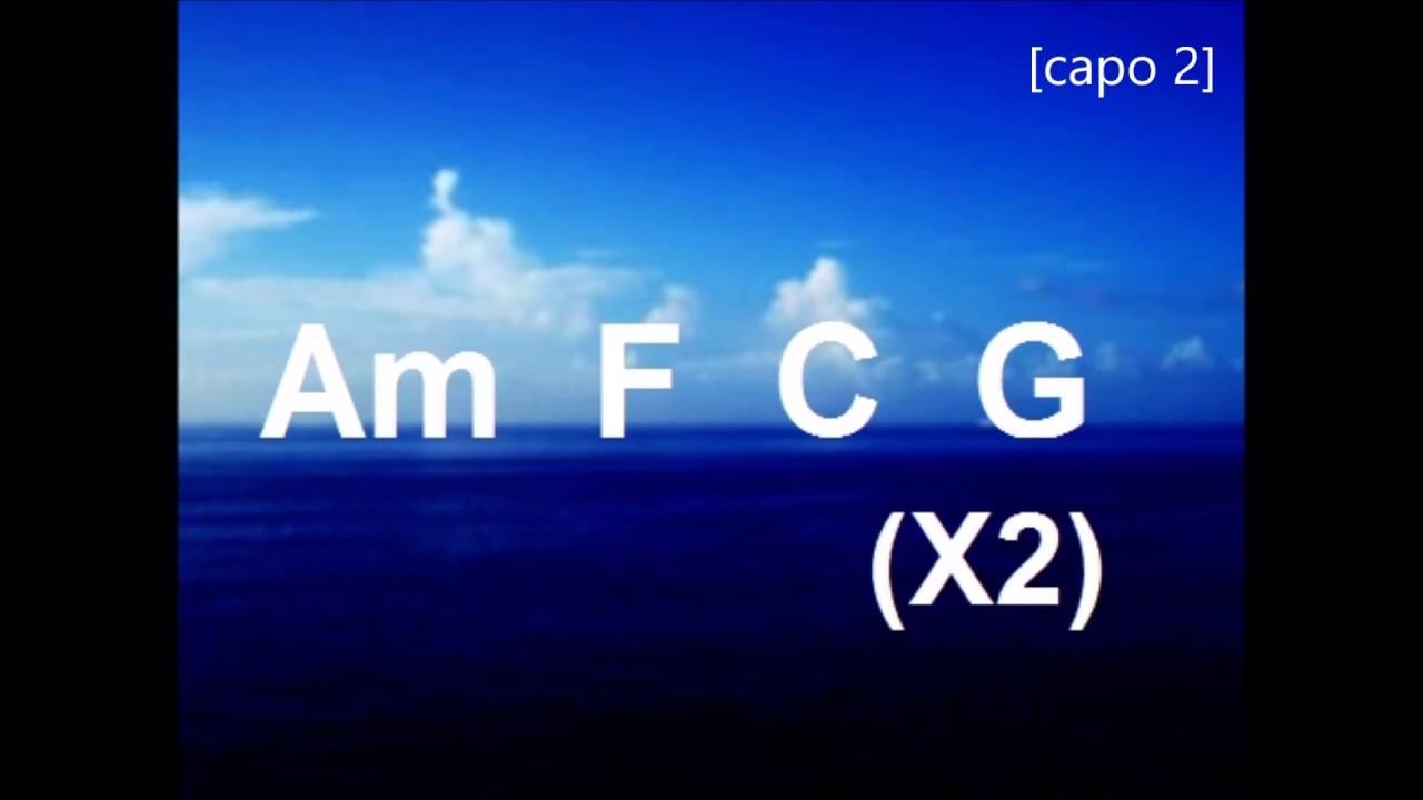 Hillsong united oceans chords capo2 youtube hillsong united oceans chords capo2 hexwebz Image collections