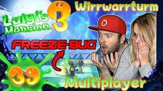 LUIGIS MANSION 3 👻 #39: Freeze-Bug bęi Buulussus zerstört unseren Run...