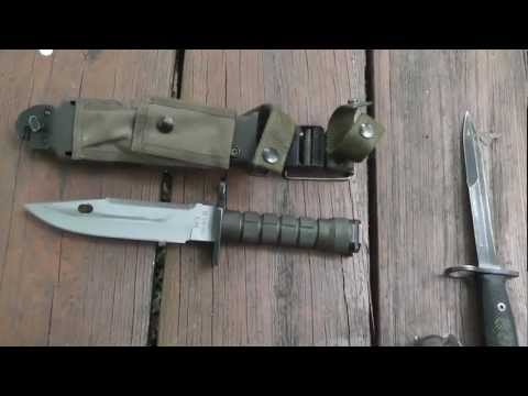 Phrobis US Military M9 Bayonet