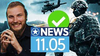 Offiziell: Battlefield-6-Ankündigung steht kurz bevor - News