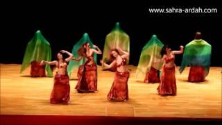 Academia de Danza Oriental Sahra Ardah. Resumen IV Festival de Fin de curso
