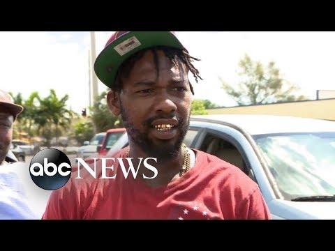 Willie Moore Jr. - Wow watch this! Hero stops thief targeting elderly bank customers
