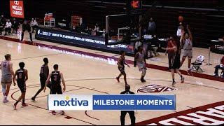 Nextiva Milestone Moments: <b>Spencer Jones</b> ties career-high with ...