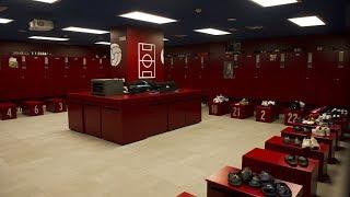 La Liga Dressing Rooms