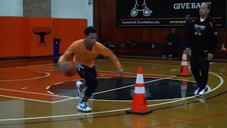 Lateral Quickness Basketball Training- Gauchos Basketball NYC 2019