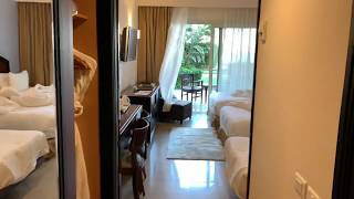 Egypt Hotel Stella di Mare Number review Обзор номера