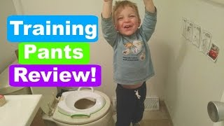 Huggies Pull Ups Training Pants, Boys: Review